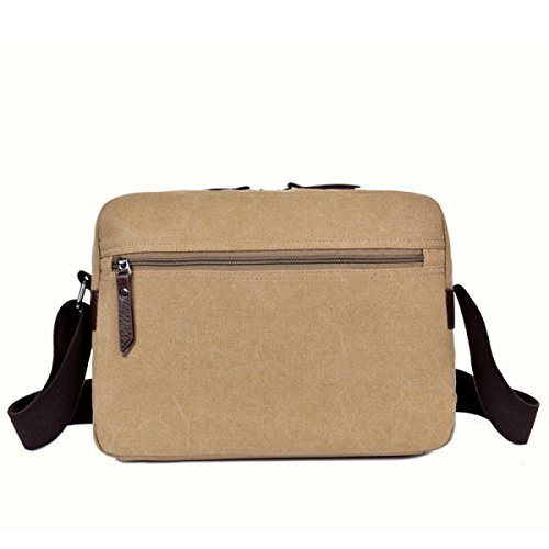 Multi Black purpose Travel Messenger Bag Business Backpack Leisure Canvas Laidaye wzvXWqZ6vS