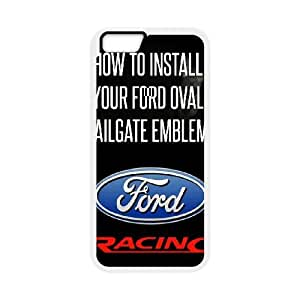 Protection Cover iPhone 6 Plus 5.5 Inch Cell Phone Case White Cimas Ford Personalized Durable Cases