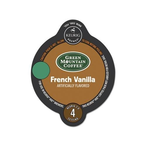 Green Mountain French Vanilla Coffee Keurig Vue Portion Pack