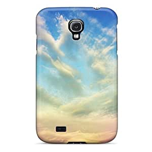 Hot Sky Colors First Grade Tpu Phone Case For Galaxy S4 Case Cover