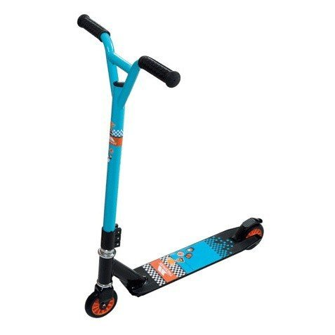 Trespass Streeteater Stunt Scooter (One Size) (Cool Blue)
