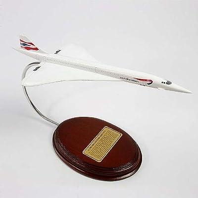 Mastercraft Collection Concorde British Airways Model Scale:1/202