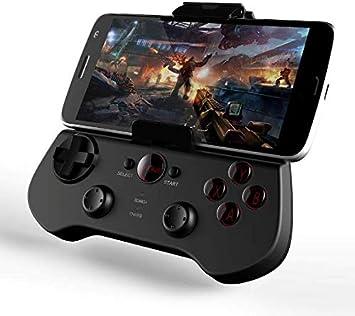 YBDKSN Gamepad Inalámbrico Bluetooth Game Controller Gaming Joystick para Android/iOS Tablet PC Smartphone TV Box: Amazon.es: Deportes y aire libre