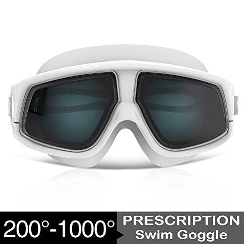 82d68a13add Zionor RX Prescription Swim Goggles