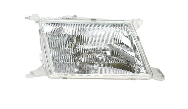 Headlight Headlamp Passenger Side Right RH NEW for 95-97 Lexus LS400