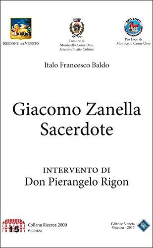 Used, Giacomo Zanella Sacerdote: Intervento di Don Pierangelo for sale  Delivered anywhere in USA