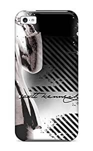 5c Scratch-proof Protection Case Cover For Iphone/ Hot Resident Evil Phone Case