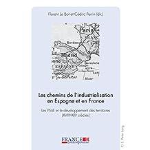 Les chemins de l'industrialisation en Espagne et en France: Les PME et le développement des territoires (XVIII e -XXI e  siècles)