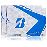 Best Ladies Golf Balls - Bridgestone Lady Double Dozen Golf Balls Review