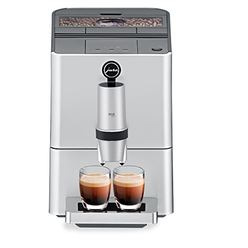 Jura ENA Micro 5 Automatic Coffee Machine, Silver (Certified Refurbished)