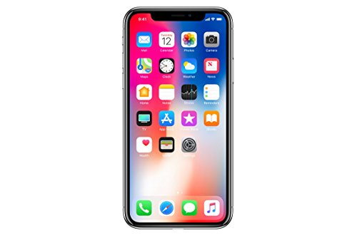 Apple iPhone X 64GB Space Grey (Renewed)