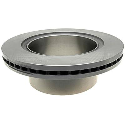 ACDelco 18A2679A Advantage Non-Coated Rear Disc Brake Rotor: Automotive