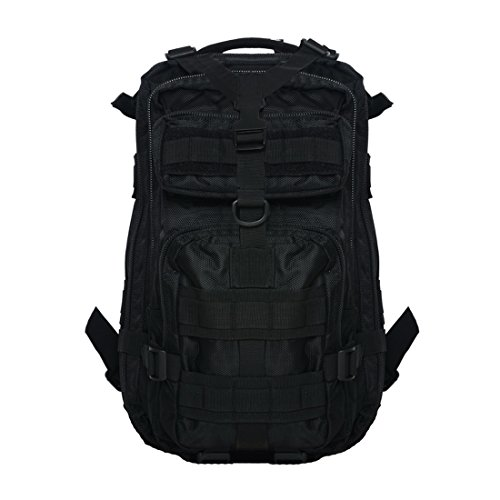 laamei Tactical Backpack Camo Army Backpack Shoulder Bag for Outdoor Hiking Camping by laamei