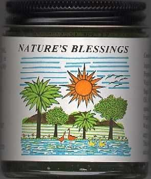 - Nature's Blessing Hair Pomade 4 Oz Jar--Two Pack