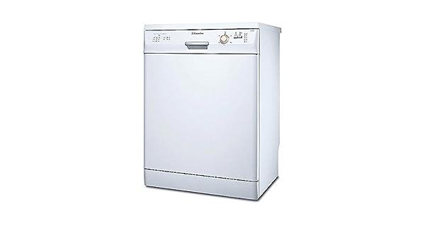 Electrolux ESF 63021 X lavavajilla Independiente 12 cubiertos ...