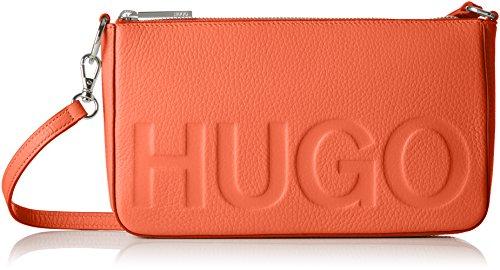 HUGO Women's Mayfair Mini Bag Shoulder Bag Red (Bright Red 628)