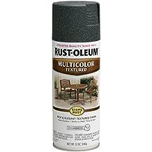Rust-Oleum 223525 Multi-Color Textured Spray, Aged Iron, 12-Ounce