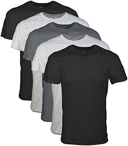 Gildan Men's Assorted Crew T-Shirt Multipack