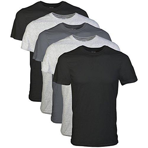 Gildan Men's Crew T-Shirt...