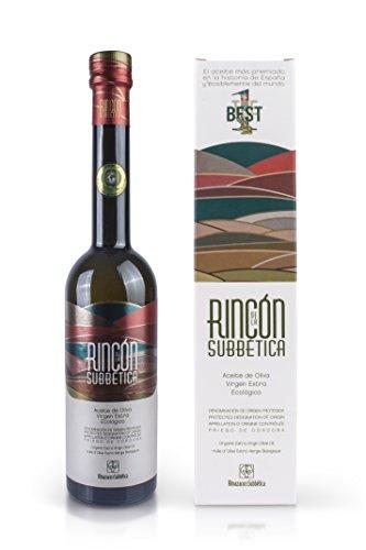 Rincon de la Subbetica – Extra Organic Virgin Olive Oil