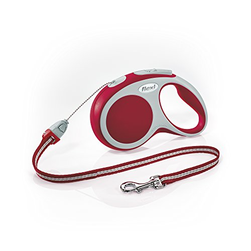 Red 26' Retractable Leash - 2