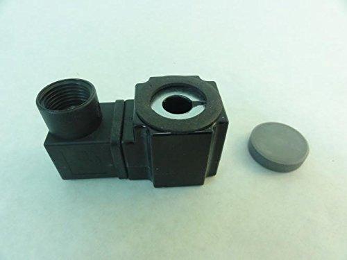 (Plast-O-Matic W11 Series Solenoid Valve Coil, 120/60 VAC, 110/50 VAC)