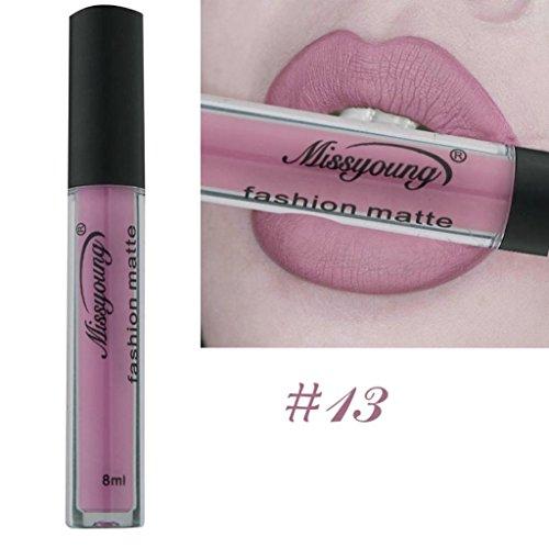 Creazy MISSYOUNG Liquid Lipstick Moisturizer Velvet Lipstick