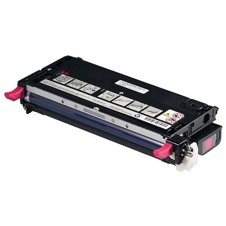 Dell Part# 310-8096 Magenta Toner Cartridge (OEM) 8.000 Pages