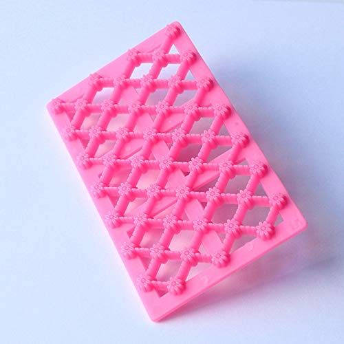 - Cake Embossing Mould 3D Mold Little Flower Fondant Sugarcraft Equipment Tool Embosser Cutter Icing Molds