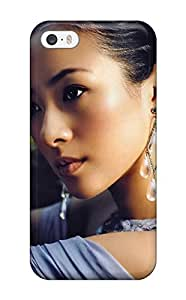New Arrival Ziyi Zhang Elegance Brunette Asian Woman People Women YfKPvmp4360Jylfd Case Cover/ 5/5s Iphone Case by lolosakes