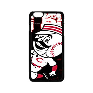 HRMB Baseball Fashion Comstom Plastic case cover For Iphone 6