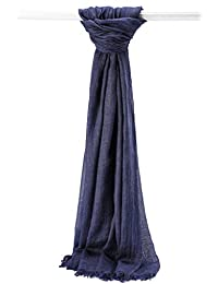 Premium Women Extreme Soft Scarf Wrap Shawl For Any Season ( Denmi )