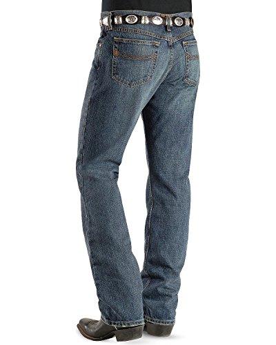 Ariat Mens Denim Jeans M2 Granite Wash Relaxed Fit - 10008398
