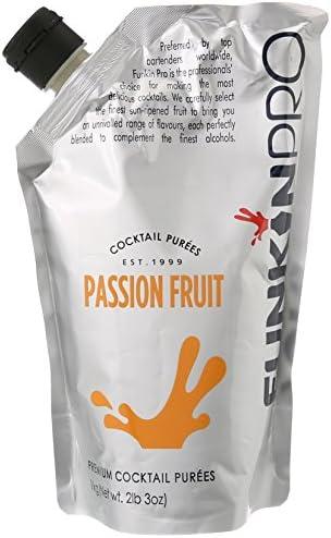 Funkin Pro Passion Fruit Puree 1 Kg