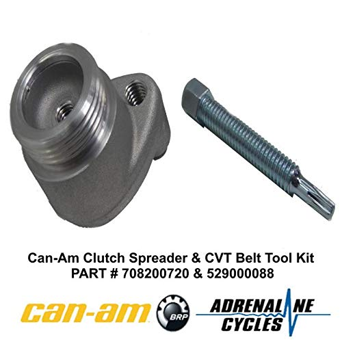 Can Am Maverick X3 clutch spreader CVT belt tool #708200720-529000088