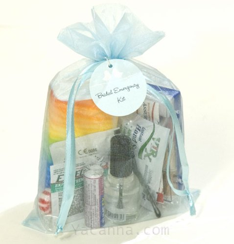 Wedding Day Bridal Survival Kit Wedding Emergeny Kit