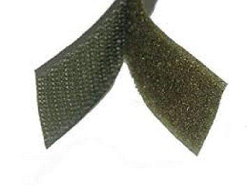 1ヤードの2インチWide Military Olive Drab Green縫製-ベルクロフックとループ   B0731JX6ZS