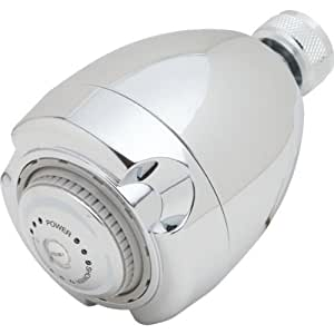 Niagara N2915CH 1.5 GPM Chrome Shower Head