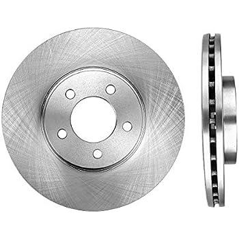 Rear OE Brake Calipers /& Rotors Ceramic Pads For Taurus Continental Sable
