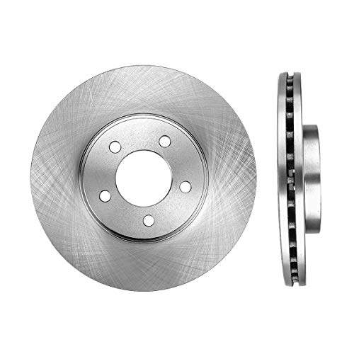FRONT Premium Grade OE 293 mm [2] Rotors Set CBO200267 [ for Ford Taurus Thunderbird Lincoln Continental Mercury Sable ]