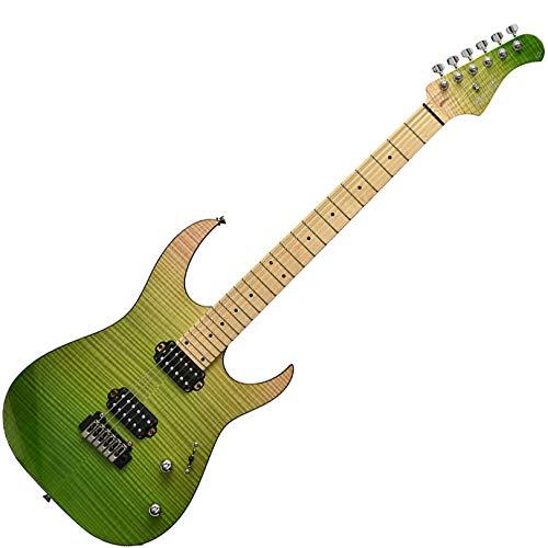 Bacchus GRACE-FT FM GRN-GRD エレキギター グローバルシリーズ バッカス   B07H4JDS3B