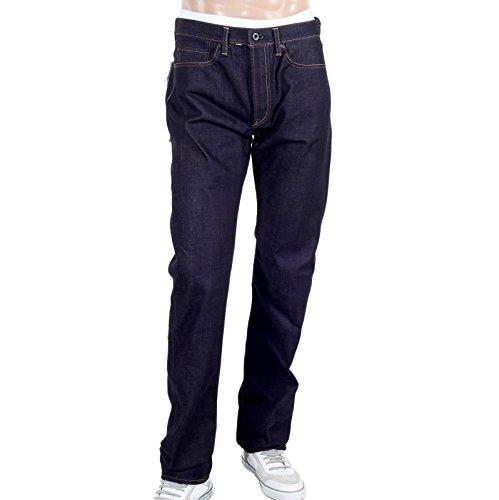 RMC Herren Jeanshose blau dunkelblau
