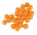 Umarex T4E Premium .43 Caliber Paintballs, Orange, 8,000 Count