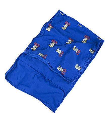 """Blue Sleeping Bag Accessories Teddy Bear Clothes Fits Most 14"""" - 18"""" Build-A-Bear and Make Your Own Stuffed Animals from Stuffems Toy Shop"""