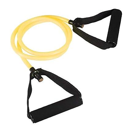 Amazon.com : CUSHY 120cm Elastic Yoga Fitness Pull Workout ...