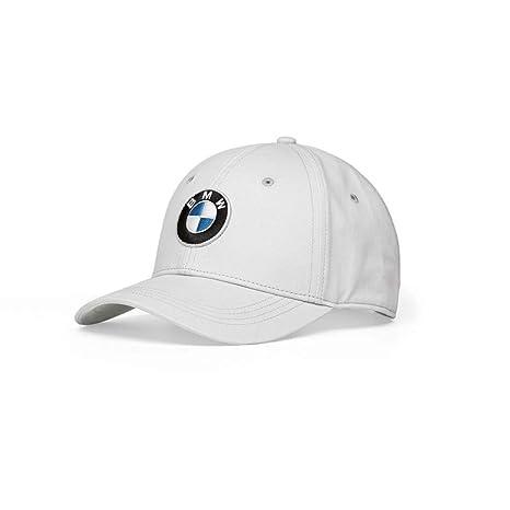 BMW Genuine Main Collection Cappellino in Cotone con Tracolla Regolabile 2c86eff4d6e5