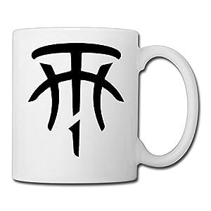 Christina Tracy McGrady T-Mac Logo Ceramic Coffee Mug Tea Cup White