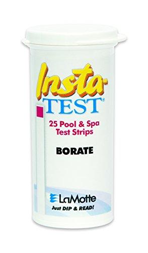 Lamotte 3017-G Insta-Test Borate Test Strips