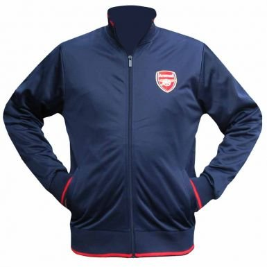 Arsenal FC Crest Tracktop for Leisurewear or Training