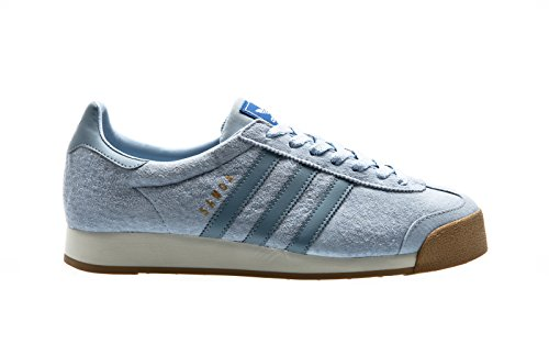adidas Samoa Vntg, Zapatillas de Deporte para Hombre Azul (Azutac / Blatiz / Dormet)